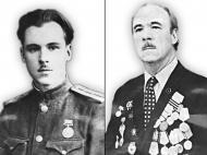 ТАРАБРИН Евгений Анатольевич (1918-2004) Майор. Юго=Западный, Донской, Сталинградский, Центральный, 1-й Белорусский фронты.