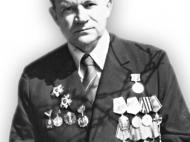 ПЕТРУК Борис Георгиевич (1924) Лейтенант. Юго-западный фронт.