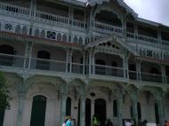 Традиционная архитектура Занзибара (фото А.А. Банщиковой)