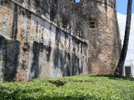 Форт, построенный арабами после изгнания с острова португальцев, Стоун Таун, Занзибар (фото А.А. Банщиковой)