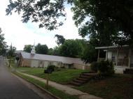 "Африкано-американский район «Холм» (""The Hill"") в Гантерсвилле (фото В.В. Усачевой)"