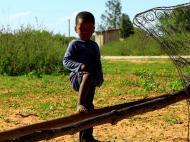 Ботсвана, на подступах к пустыне Калахари