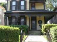 Дом в Атланте, в котором родился и до двенадцати лет жил Марин Лютер Кинг (фото Д.М. Бондаренко)