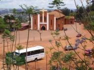 Католическая церковь, Кигали