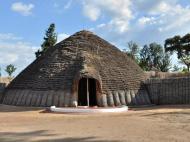 Жилище правителя доколониального периода, Ньянза