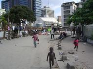 На улицах Лагоса (фото Д.А. Халтуриной)