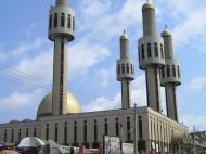 Главная мечеть Лагоса (фото Д.А. Халтуриной)