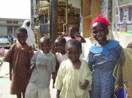 Дети Лагоса (фото Д.А. Халтуриной)