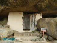 Святилище йорубского божества Олумо. Абеокута (фото О.И. Кавыкина)