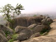 Главное капище – место жертвоприношений. Абеокута (фото А.А. Банщиковой)