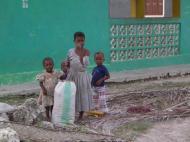 Деревенские дети, Занзибар (фото Е. Деминцева)