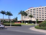 Отель «Мёвенпик» в Дар-эс-Саламе, строительство которого было начато, но не завершено нашей страной (автор Т.В. Евгеньева)