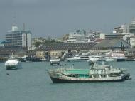 Порт Дар-эс-Салама оживает после долгих лет фактического простоя (автор О.И. Кавыкин)