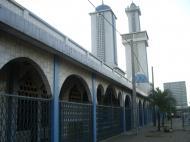 Центральная мечеть г. Котону (фото А.А. Банщиковой)