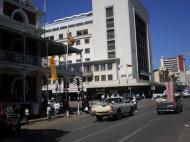 Булавайо, центр города