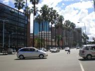 Хараре, центр города