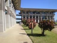 Кампус Национального университета науки и технологий, Булавайо